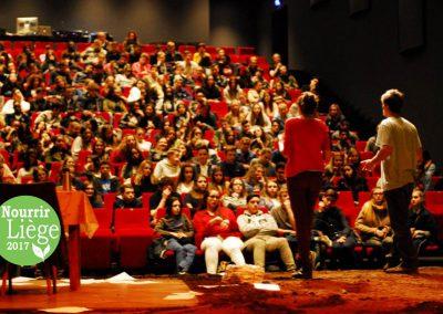 piece theatre nourrir scolaires